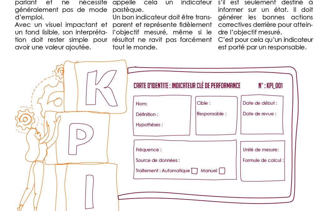 Carte d'identité d'un KPI